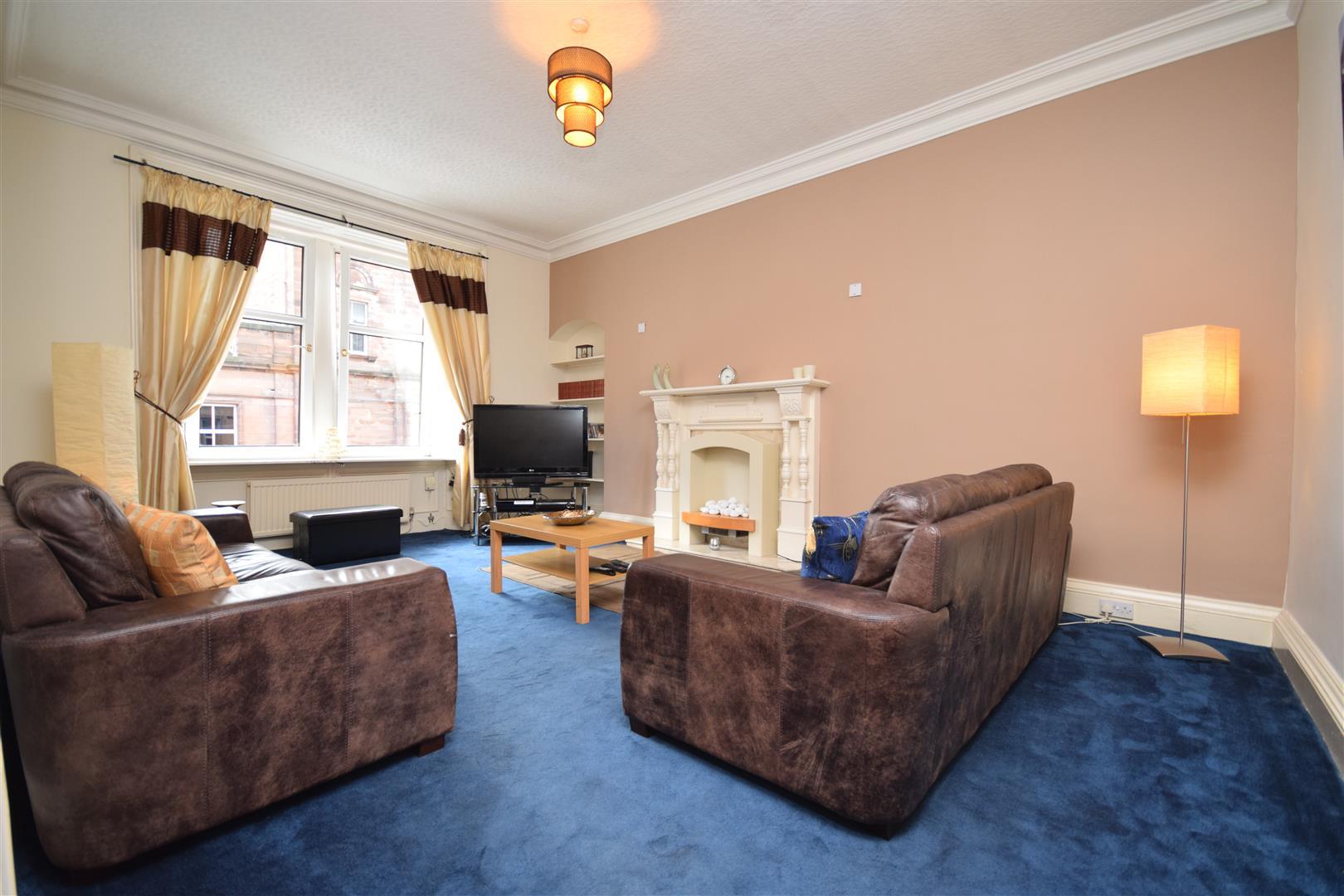 Flat 1, 13, Kinnoull Street, Perth, Perthshire, PH1 5EN, UK